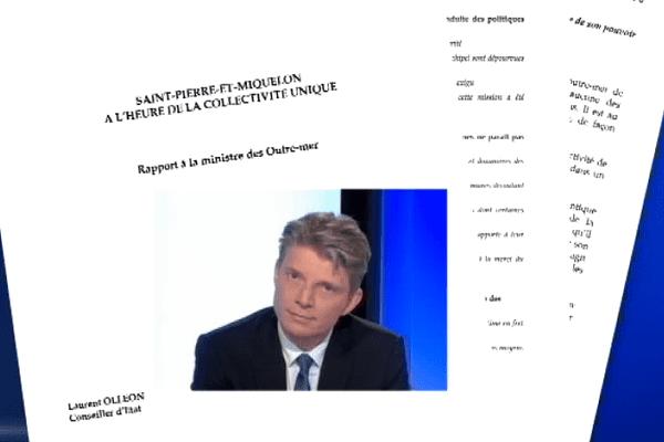 Rapport Olléon: constats et préconisations pour une collectivité unique