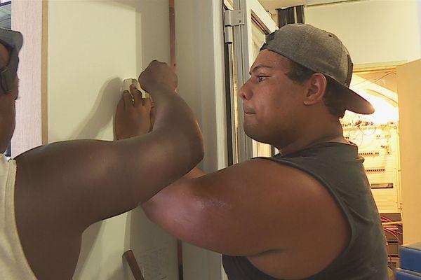 Jacob, travailleur handicapé