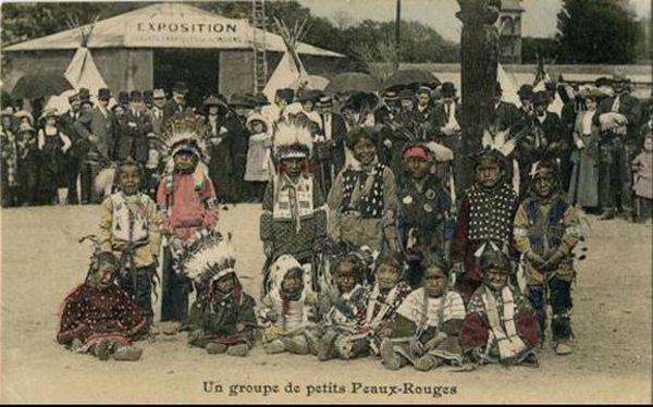 indiens 1911 paris