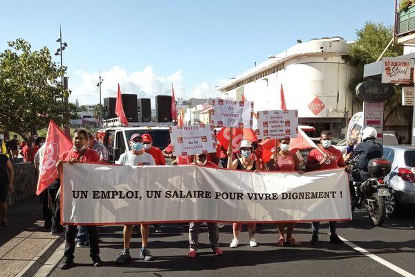 Grève la poste mai 2021
