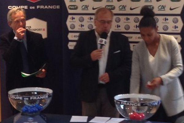 Tirage au sort de la Coupe de France pour les clubs ultramarins