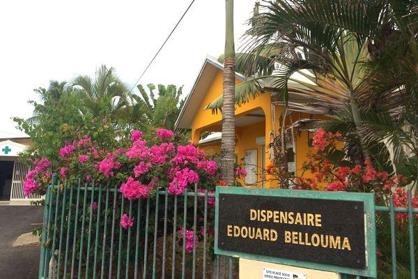 Dispensaire centre de Kaala-Gomen, 2020
