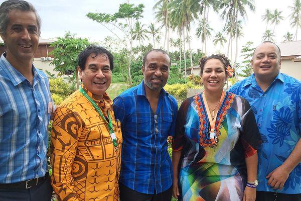 mission Samoa