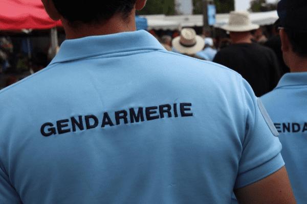 Gendarmes de Nouvelle-Calédonie