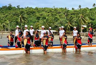 les candidates miss wallis et Futuna
