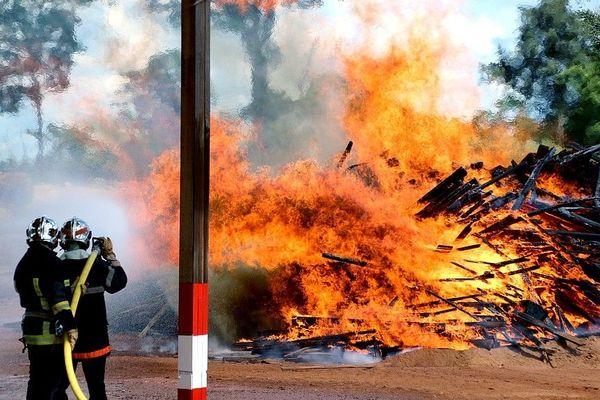 Les pompiers de Guyane et de l'Amapa (Brésil) ont signé une convention de coopération