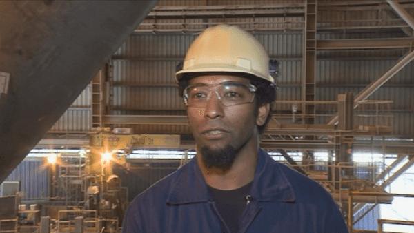 Coulée de nickel au four numéro 2 de KNS, témoignage de Jean-Pierre Wadra (décembre 2017)