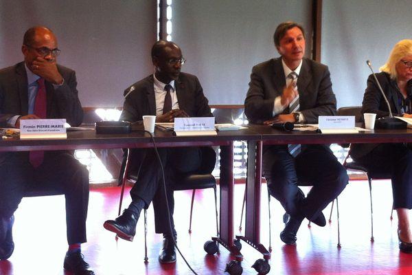 Youssoufi Touré en conférence de rentrée