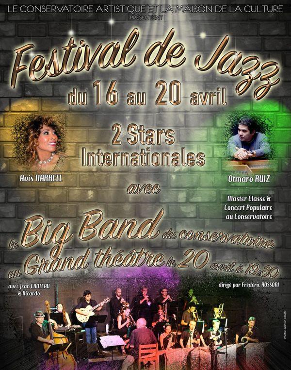 1er fetsival de Jazz de Tahiti - 2018