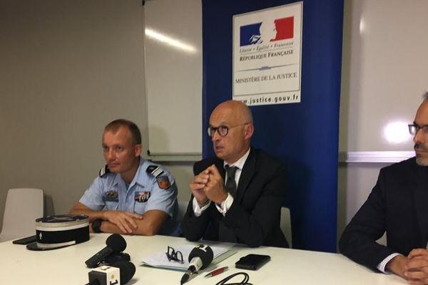 Xavier Bonhomme Procureur de la République