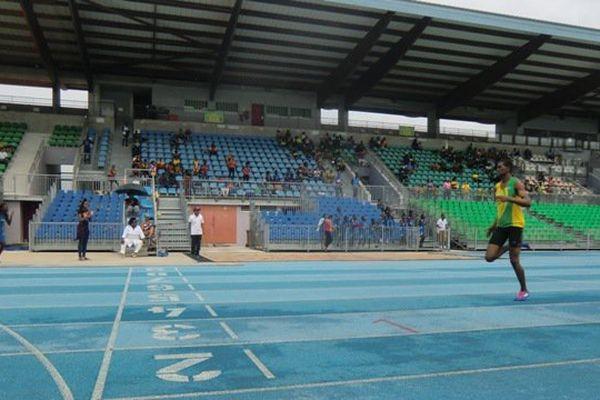 Loïc Prévot sur 400 mètres