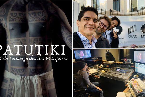 """Patutiki chez Sony Pictures : """"On n'est pas à l'abri du succès"""""""