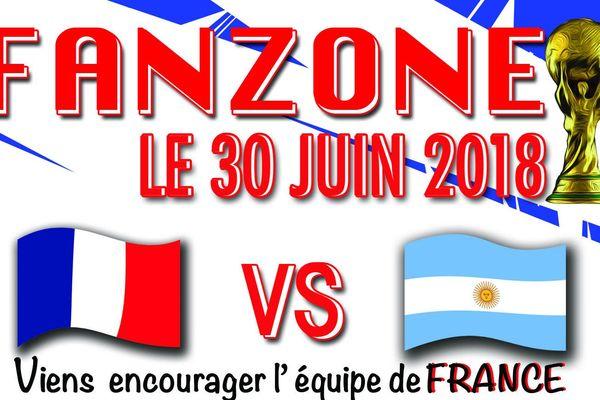 Fan Zone Saint-Joseph