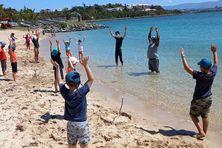 Reprise des activités au CAN à Nouméa