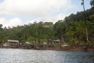 Guyane, communes du fleuve