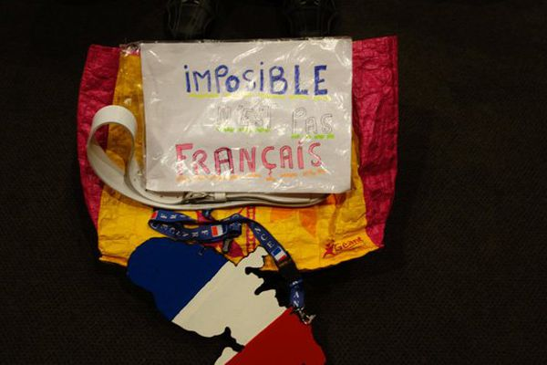 Ambiance France/ Nigéria à FdeF