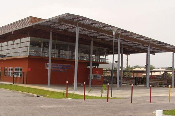 Lycée Edmard Lama- Sergine Prévot