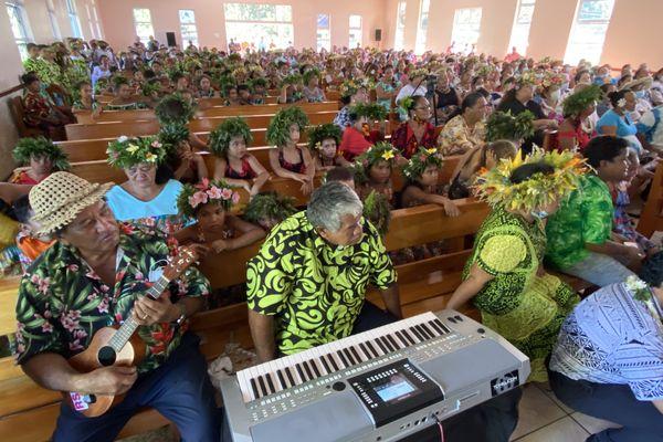 Les protestants de Polynésie de nouveau à l'heure de la quête