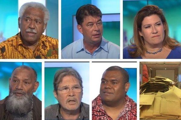 Réactions politiques Calédoniens référendum 2020