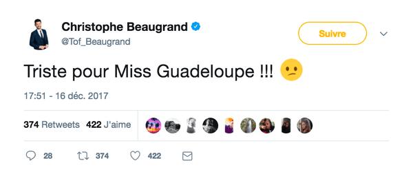 Tweet Ch. Beaugrand