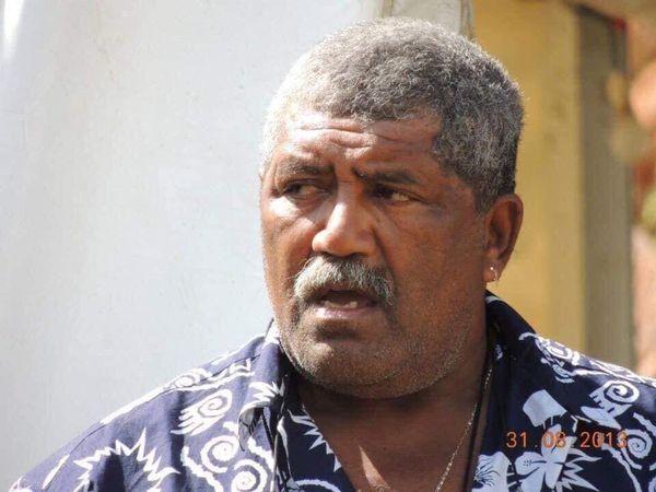 David Sinewami en 2013