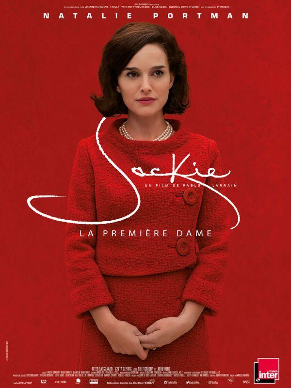 Jackie sélection festival de cinéma de La Foa 2017