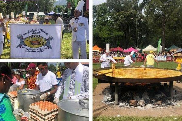 Dumbéa : Omelette Géante 2019