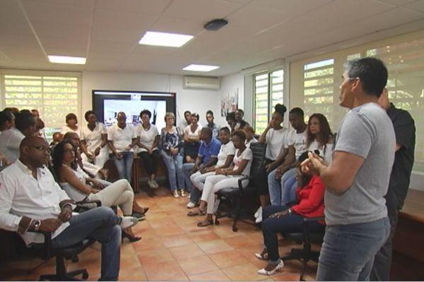 Mobilisation des salariés de la SEMSAMAR