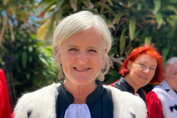 Marie-Laure Piazza première présidente de la cour d'appel de Cayenne