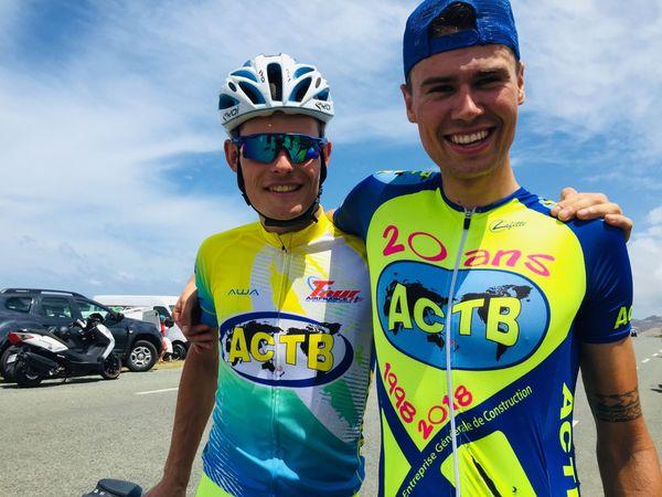 Lino vainqueur étape 6