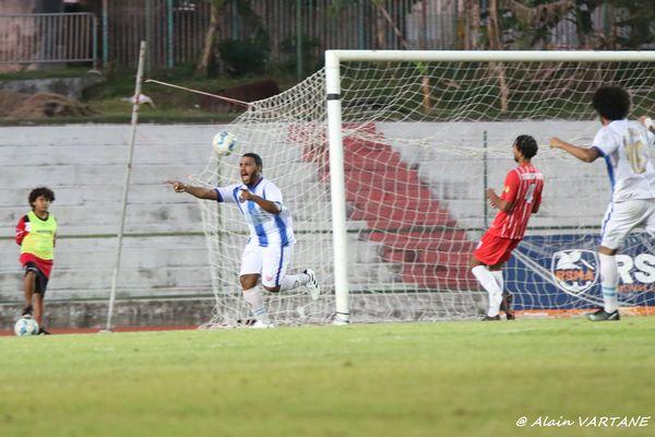 Super ligue foot 2021 Hienghène Sport / Tiga Sport