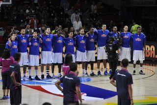 Equipe de France de Basket-ball