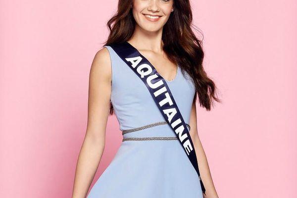 Carla Bonesso, 20 ans, Miss Aquitaine