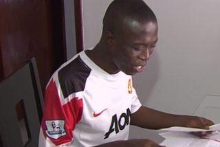 Etudiant du Ghana