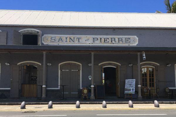 Depuis le 19 décembre, le café de la gare a à nouveau ouvert ses portes à Saint-Pierre.