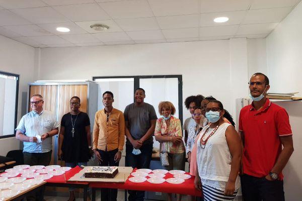 Ateliers handicap au Lycée Max Joséphine à Cayenne