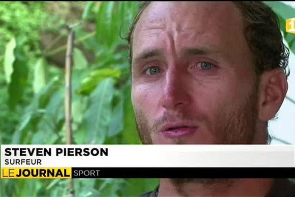 Steven Pierson : portrait d'un surfeur discret mais désormais connu et reconnu sur la scène internationale.