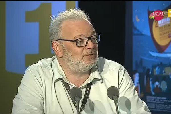 FIFO : rencontre avec Gilles Cayatte, représentant de la SCAM