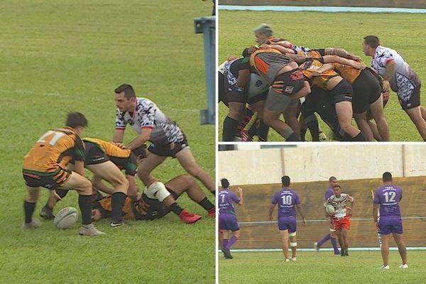 Challenge de rugby à dix pour amorcer la saison