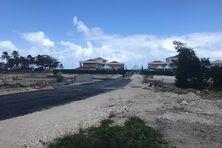 Ici siégera bientôt le 1er Wellness resort balnéo  SPA de la Caraïbe (Le Moule).