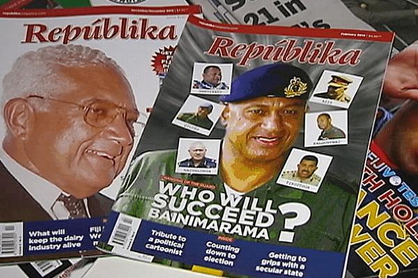 Fidji élections