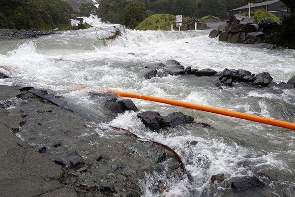 inondations nouvelle zelande