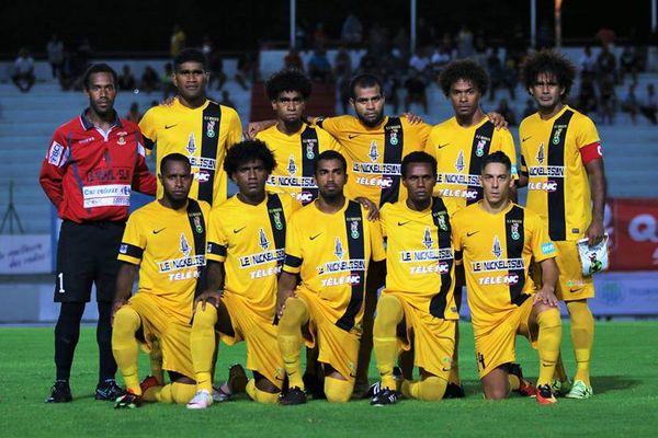 L'équipe titulaire de l'ASM pour la demi-finale aller de la O'League 2017