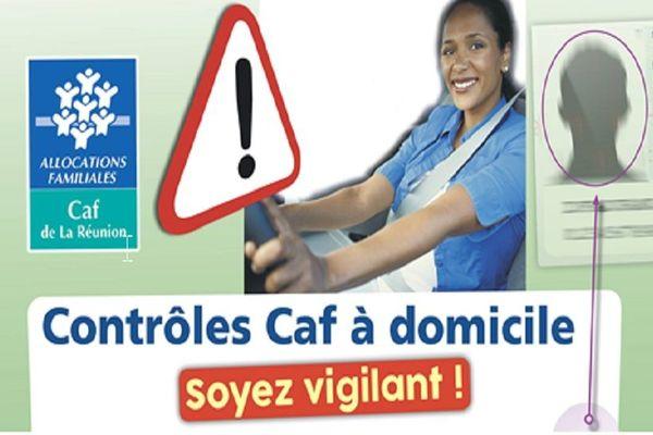 contrôle CAF