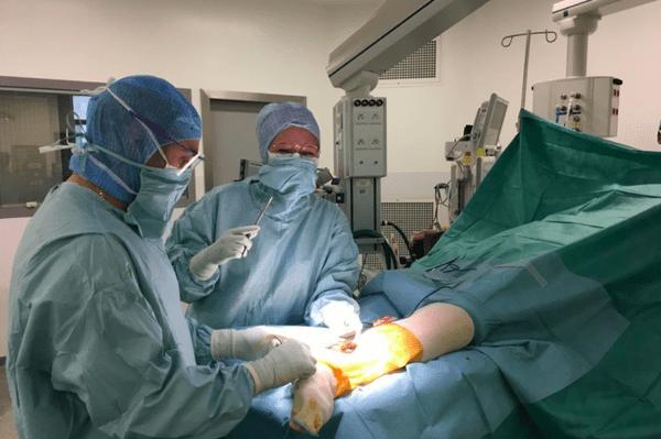 Laura est externe en médecine