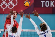 Première victoire des Bleus qui rebondissent contre la Tunisie (3-0) aux JO 2021