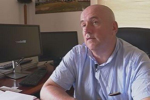 Eric Durfaour, nouveau juge et pdt du tribunal