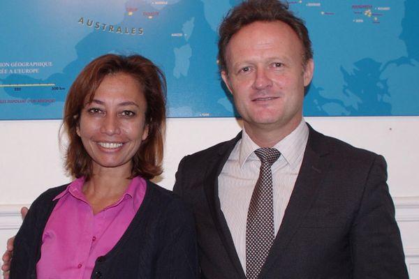 Nicole Sanquer à Paris