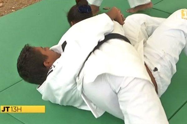 Autistes et judo