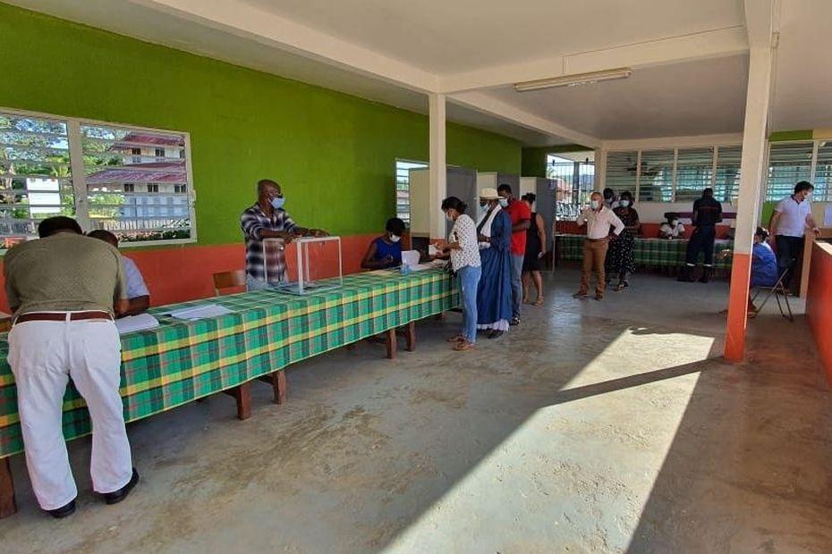 Municipales 2020 : un deuxième tour inédit à Iracoubo et Saül - Guyane la 1ère